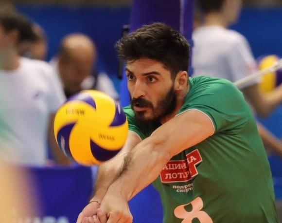 България без Тодор Скримов срещу Пуерто Рико