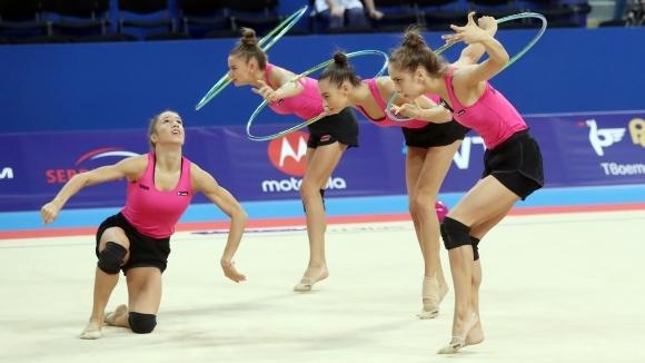 Гледайте на живо в Sportal.bg СП по художествена гимнастика!