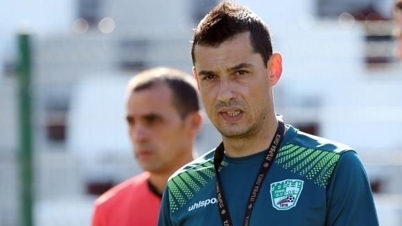 Берое предлага нов договор на Томаш