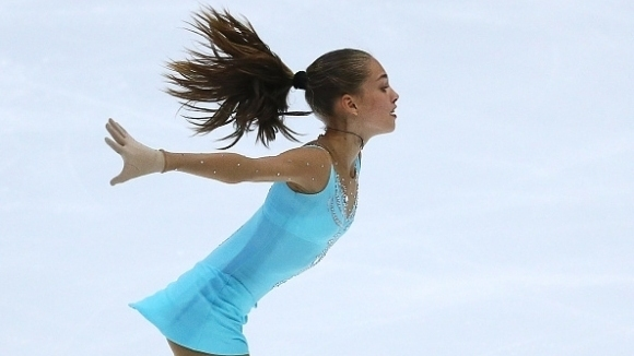 Александра Фейгин осма на Гран При в Канада