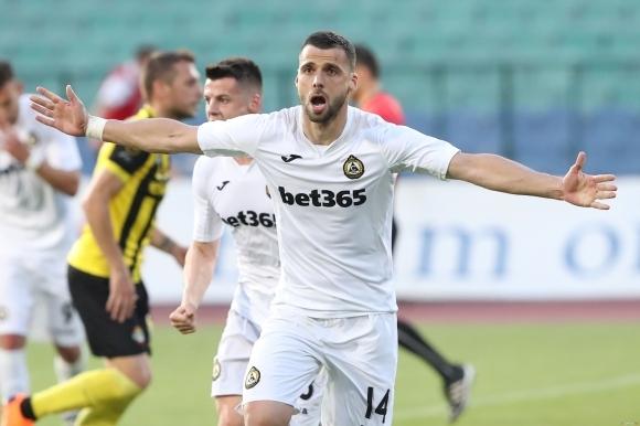Ивайло Димитров с нов гол в Армения