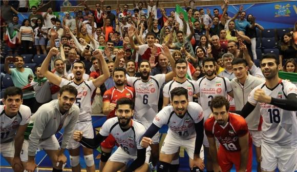 Иран с 3 от 3 във Варна (видео + снимки)