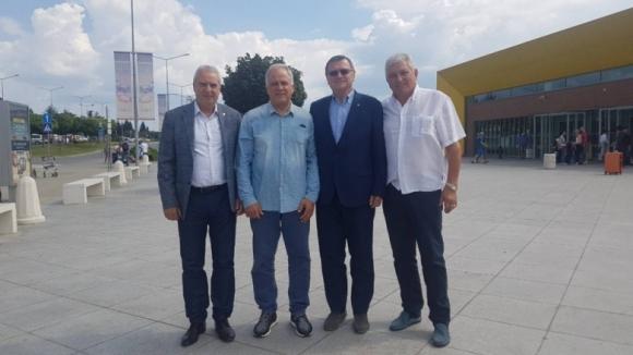 Волейболният елит се събра във Варна
