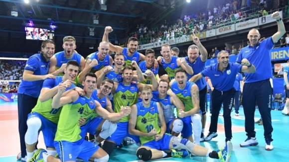 Словения продължава напред след страхотен обрат срещу Белгия