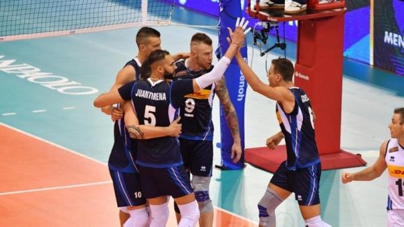 Италия обърна Аржентина и не познава вкуса на загубата (видео)