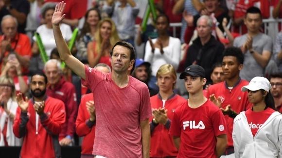Тенис легенда прекрати кариерата си