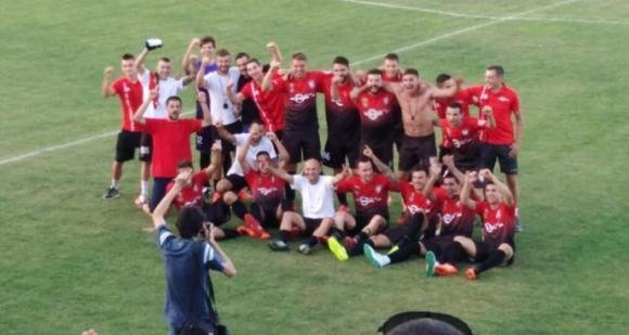 """""""Баските"""" от Куклен загряха за Левски с победа над хората на Кишишев"""