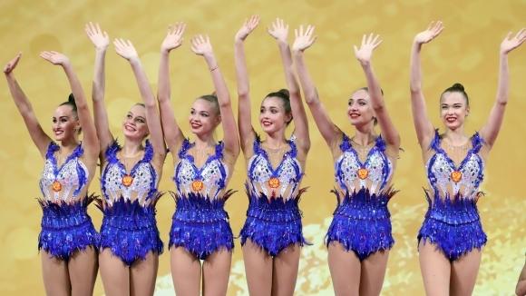 Русия с най-много медали в София, българките трети
