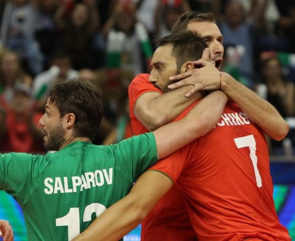 България отнесе Куба (видео + галерия)