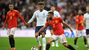 Деле Али отпадна за мача с Швейцария заради контузия