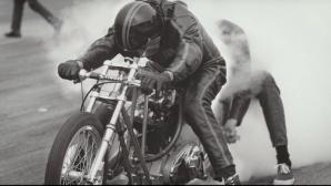 Harley-Davidson и началото на драг състезанията