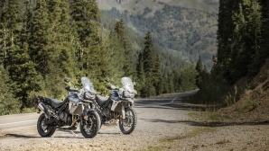 Как да изберем правилния мотоциклет за голямото пътешествие
