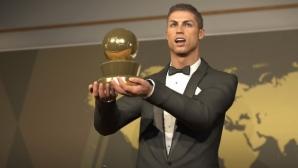 Роналдо ще играе за PM Black White в една от най-популярните видеоигри