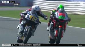 MotoGP пилоти искат най-тежкото наказание за Фенати