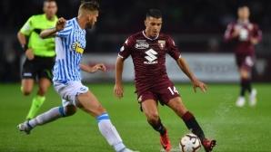 Фалке подписва нов договор с Торино