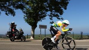 Роан Денис спечели 16-ия етап на Вуелтата