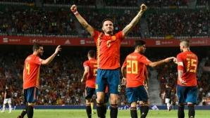 """Безмилостните """"червени фурии"""" отнесоха Хърватия с 6:0 (видео)"""