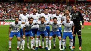 Любопитно: Италия за пръв път от 20 години без играч на Ювентус в състава