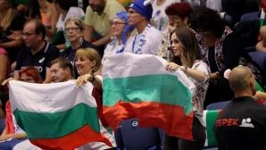 България със същия състав и за втория мач от световното по волейбол