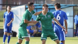 "Лудогорец U19 подчини Левски на ""Герена"""
