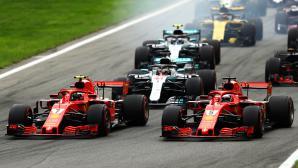 Във Ферари продължават без отборни заповеди за стартовете