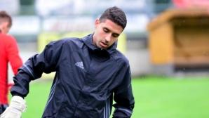 Трети пореден мач без допуснат гол за Александър Конов в Армения