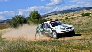 """Българска доминация в два от класовете в първия състезателен ден на """"Balkan Offfroad Rallye 2018"""""""