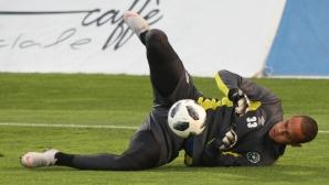 Лудогорец избира нов треньор, Пауло Аутуори настоява за бразилец