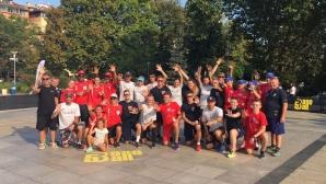 Бейзбол 5 завладя София, България е балкански шампион
