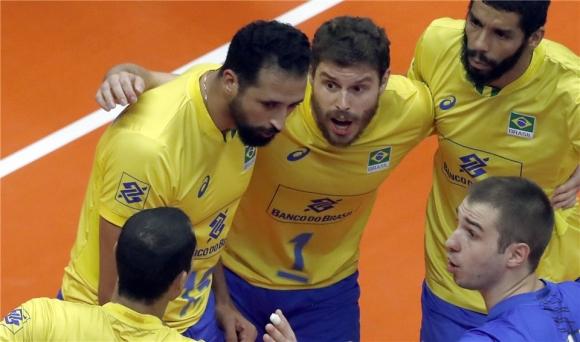 Бразилия удари Китай и поведе в групата в Русе (видео + снимки)