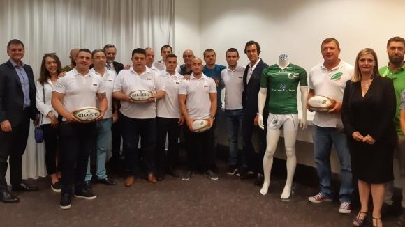 Националите по ръгби започват новата серия международни мачове