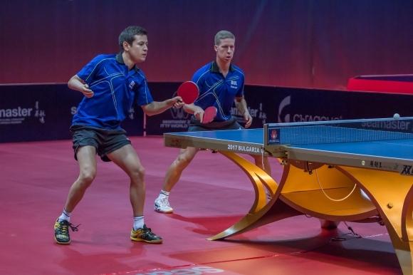 Александров и Коджабашев преодоляха квалификациите на европейското първенство по тенис на маса