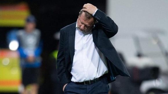 Треньорът на Виктория се ядосва за изпуснатата победа