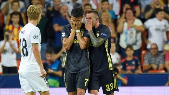 Сестрата на Кристиано Роналдо с гневно изказване след червения му картон