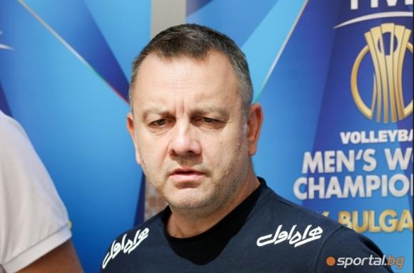 Игор Колакович: Ще се борим, както и българите! Чакам да се получи...