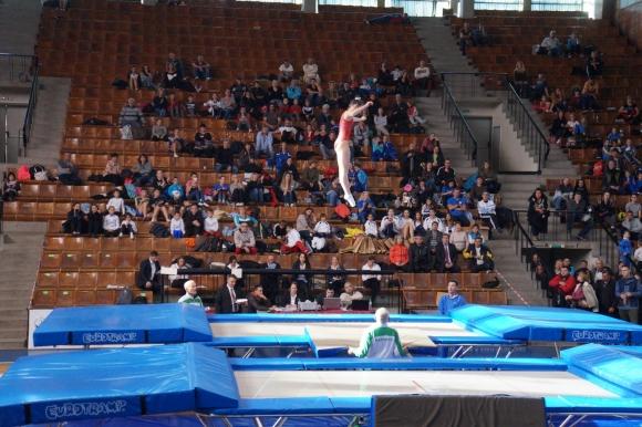 Над 200 състезатели от пет държави на турнир по скокове на батут в Кюстендил