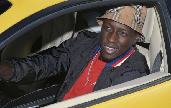 Футболист на Сити си взе Ferrari, но засега само ще го гледа