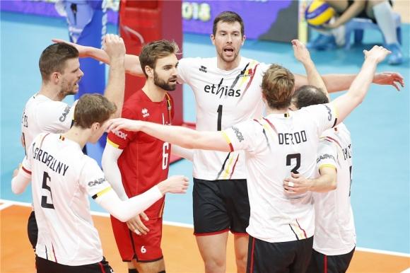 Белгия с чиста, но трудна победа срещу Австралия в Болоня (видео + снимки)