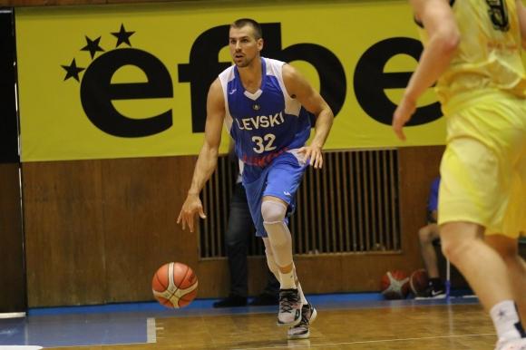 Христо Захариев: Въпреки голямата разлика, влязохме в мача концентрирани