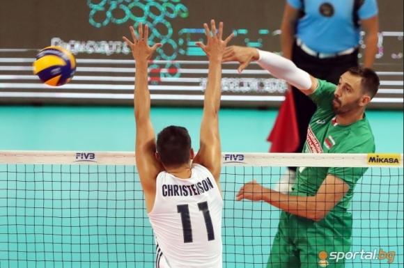 Николай Учиков: САЩ е страхотен отбор, показаха го и срещу нас
