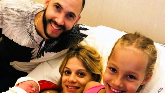 Османи Хуанторена стана баща за втори път