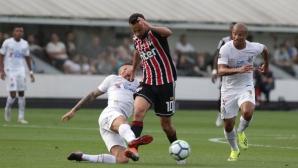 Сао Пауло излезе начело в бразилското първенство