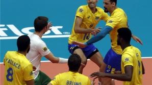 Гледайте битката Бразилия - Канада ТУК!