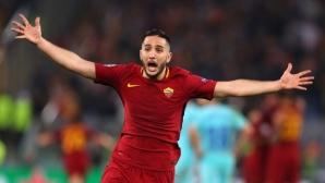 Манолас: Голът срещу Барса беше най-щастливият миг в кариерата ми