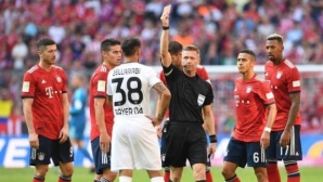Контузилият Рафиня изгоря за четири мача