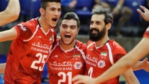 Иран победи Финландия след тайбрек във Варна (видео + снимки)