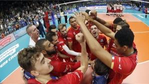 Франция завърши с победа над Канада в Русе (видео)