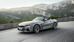 Акцентите в новото BMW Z4