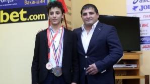Едмонд Назарян се прицели в олимпийската титла в Буенос Айрес