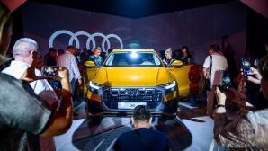 Audi Q8 дебютира в София